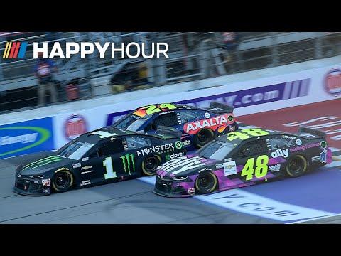 NASCAR コンシューマーエナジー400(ミシガン・インターナショナル・スピードウェイ)50分でみるハイライト動画