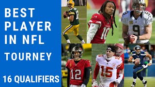 Best NFL Player Tournament Round 1: Vote for Your NFL MVP