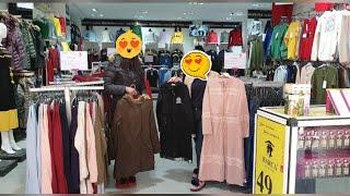 من اجمل وارقى المحلات للملابس التركية للمحجبات بالدار البيضاء كوني الاجمل بملابس راقية دايزهم الكلام