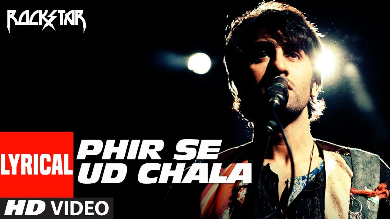 Phir Se Ud Chala Lyrics in Hindi| Mohit Chauhan Lyrics