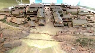 名古屋海洋博物館、伊勢湾台風の被害の動画