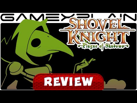 Shovel Knight: Plague of Shadows - Video Review - YouTube video thumbnail