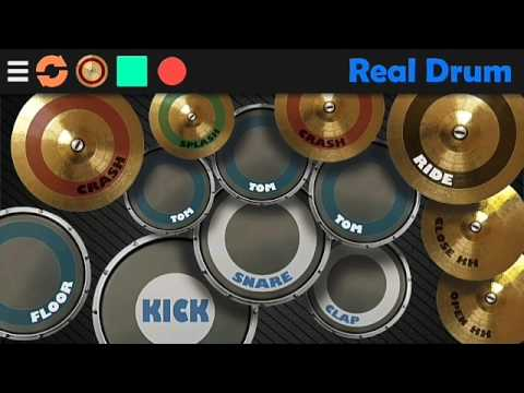 Real Drum {lungset Cover} Ndx.aka