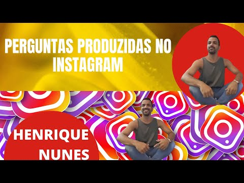 Perguntas Produzidas no Instagram (Enquete do instagram, story)           #enquete #instagram #story
