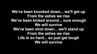 Accept - From The Ashes We Rise with lyrics