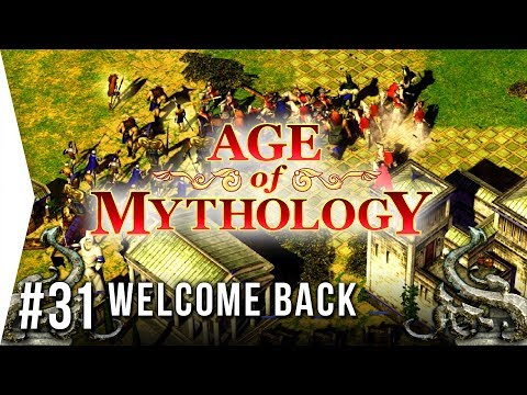 Atlantis Conquered! - Age of Mythology ► Mission 31: Welcome Back - Campaign Let's Play
