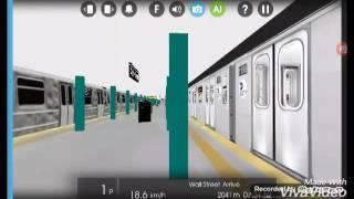 Very,very,very FAST TRAIN!! Hmmsim 2 train simulator! You must see