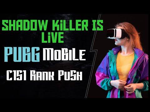 PUBG MOBILE C1S1 RanK PuSh To Ace