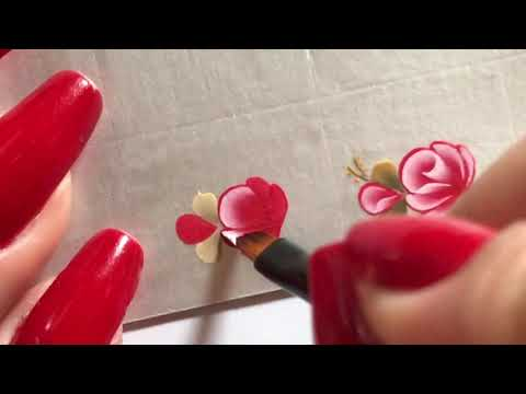 Rosa muito bonita