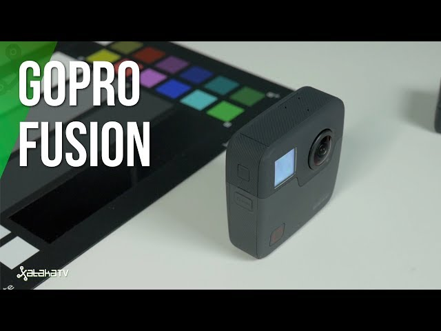 GoPro Fusion, review: VIDEO 360 A OTRO NIVEL sólo para unos pocos