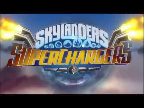 Видео № 0 из игры Skylanders SuperChargers Racing Стартовый Набор [3DS]