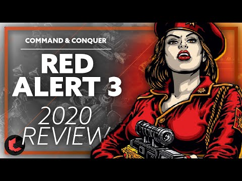 Command & Conquer: Red Alert 3 2020 Review | Better With Age?