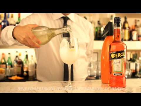 Οδηγός για παρασκευή του Aperol spritz