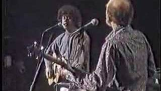 Pete Seeger and Arlo Guthrie - Midnight Special