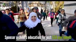 One Nation orphans school in Syria : Graduation, Party and presents ~ February 2018