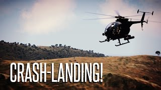 Advanced Crash-Landing! - ArmA 3