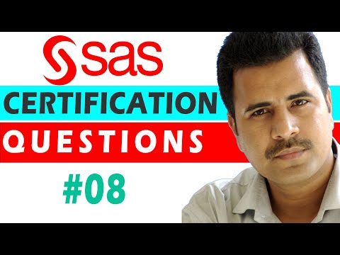 SAS Certified Specialist : QUESTION #08 - Base Programming ...