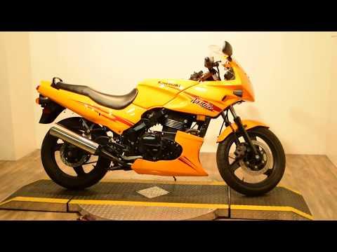 2007 Kawasaki Ninja® 500R in Wauconda, Illinois