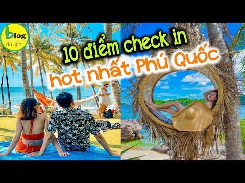 Top 10 địa điểm du lịch Phú Quốc nên đi nhất trong mùa hè 2020