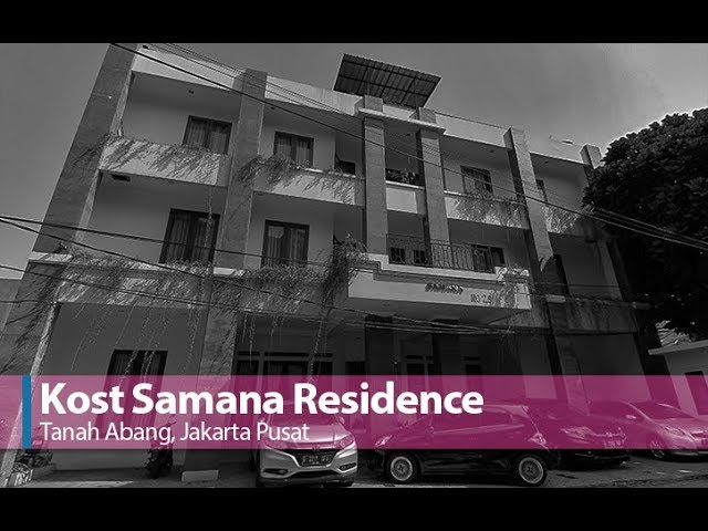 Kost Samana Residence