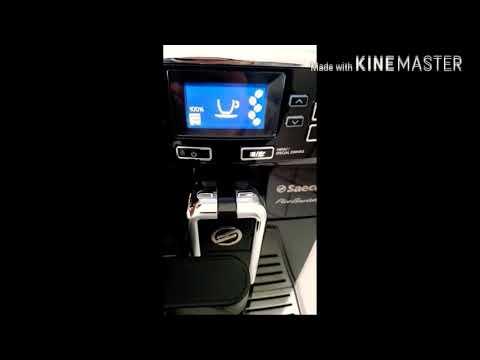 Dimostrazione SAECO PicoBaristo HD8925/01 macchina automatica da caffè- PHILIPS