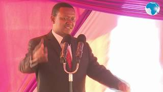 Mutua calls for speedy service delivery in Machakos county