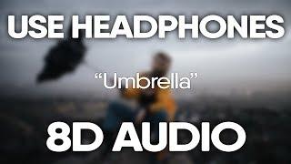 Rihanna, JAY Z – Umbrella (8D Audio) 🎧