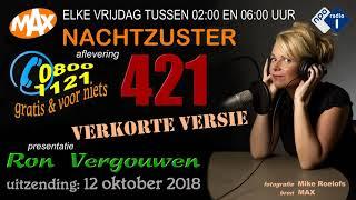 NACHTZUSTER afl. 421 (12 oktober 2018) VERKORTE VERSIE