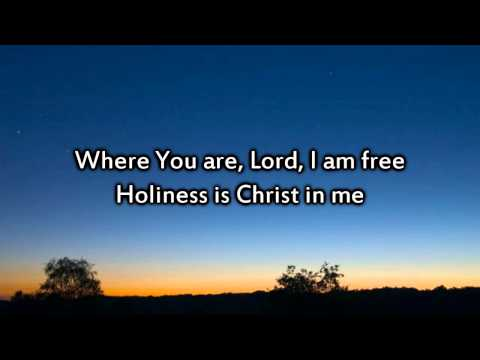 Chris Tomlin / Matt Maher - Lord I Need You - Instrumental with lyrics