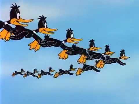 Daffy Flies North (1980)