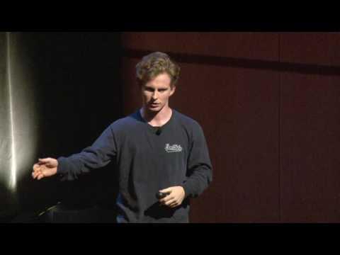 With enough coffee, anyone can change the world | Cormac (Mac) McOsker | TEDxSantaClaraUniversity