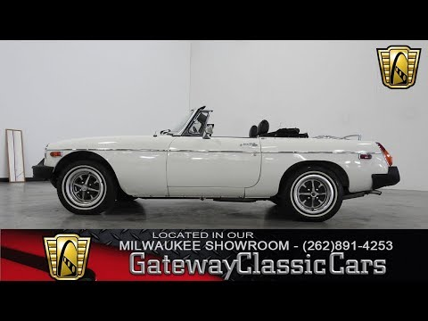 Video of '79 MGB - M7QO