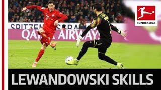 Lewandowski Destroys Borussia Dortmund - Magical First Touch and Two Goals in Der Klassiker