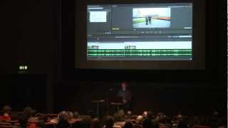 Jigsaw24's Secret CS6 Event: Prelude, Premiere, After Effects And Speedgrade Part 1