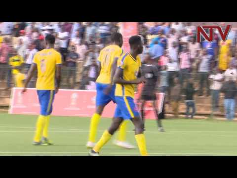 KCCA beats BUL FC, piles pressure on Vipers