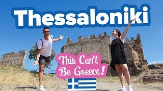 The Best of Thessaloniki 🇬🇷We Can't Believe this Place! What to do in the City.