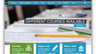 Education WordPress Themes For Schools, Universities and Online Courses