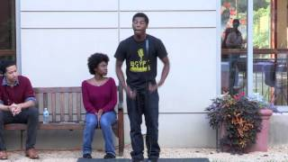 2015 Baltimore Week: DewMore Baltimore City Youth Poetry Team