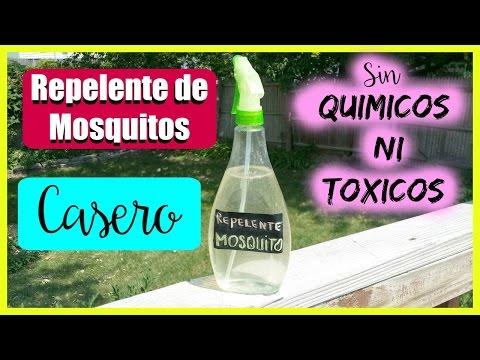 Como hacer Repelente para Mosquitos y Zancudos sin Toxicos