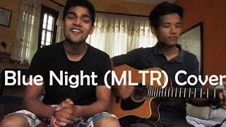 Blue Night - MLTR - Cover