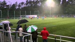 preview picture of video 'FC Astoria Walldorf U23 vs. SV 98 Schwetzingen 2:1 (2:0)'