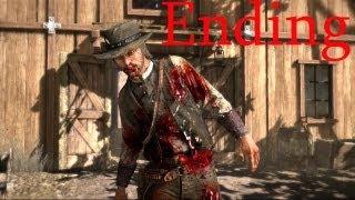 Red Dead Redemption ENDING (John Marston