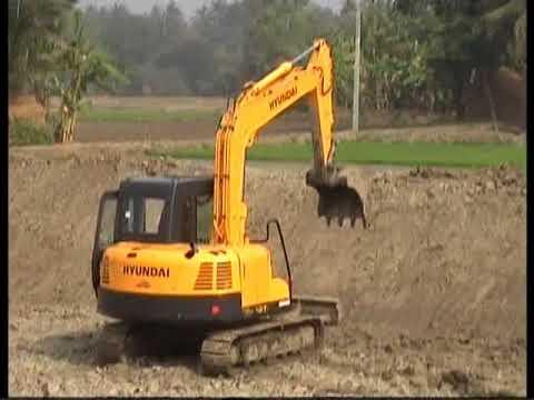 Excavator in Delhi, खोदक मशीन, दिल्ली, Delhi