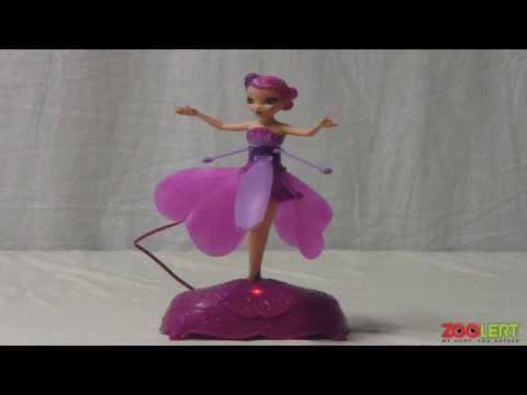 Flutterbye Flying Fairy Hands On Review - zooLert