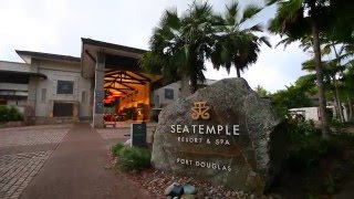 Promotional video of the Sea Temple Port Douglas