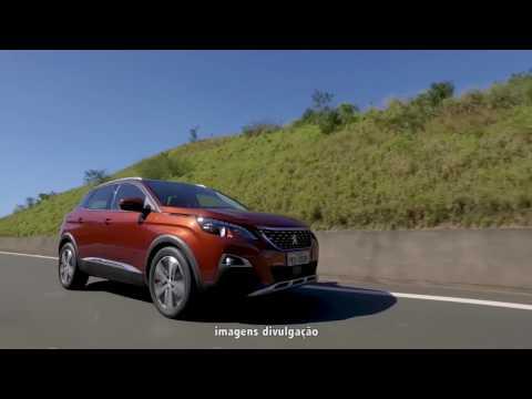 Peugeot 3008 chega com novidades; veja vídeo