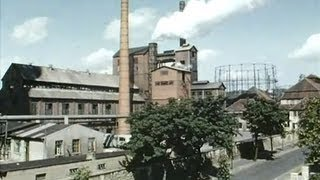 preview picture of video 'Osnabrück: Gaswerk der Stadt (Dokumentation 1960/1961)'