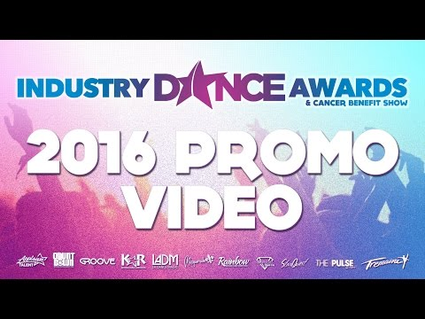 Industry Dance Awards 2016 - Promo