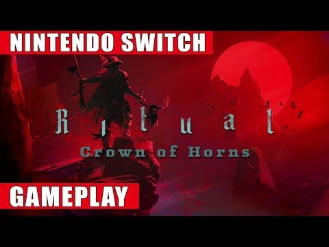 Ritual: Crown of Horns Nintendo Switch Gameplay