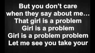 Natalia Kills - Problem (Full) LYRICS